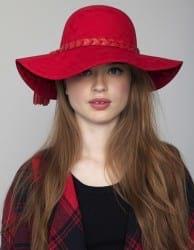 Chapéus em lã - Blanco: 6,89€ (22,99€)